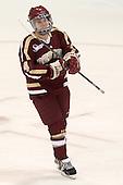 Melissa Bizzari (BC - 4) - The Northeastern University Huskies defeated Boston College Eagles 4-3 to repeat as Beanpot champions on Tuesday, February 12, 2013, at Matthews Arena in Boston, Massachusetts.