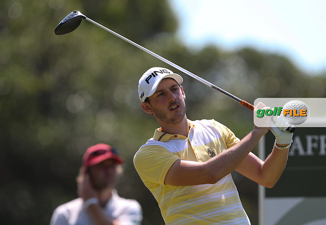 Matthew Nixon (ENG) added two more shots to his total (-8) but is over 10 shots behind the leaders after Round Three of The Africa Open 2014 at the East London Golf Club, Eastern Cape, South Africa. Picture:  David Lloyd / www.golffile.ie