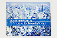Brochure Cover for the New York University Department of Computer Science<br /> <br /> Photo available from Getty Images.  Please search for image # 10173652 on www.gettyimages.com <br /> <br /> A vertical similar is available on Getty Images as well - please search for image # 10173651
