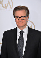 Colin Firth at the 2017 Producers Guild Awards at The Beverly Hilton Hotel, Beverly Hills, USA 28th January  2017<br /> Picture: Paul Smith/Featureflash/SilverHub 0208 004 5359 sales@silverhubmedia.com