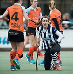 Den Haag - Hoofdklasse hockey dames, HDM-GRONINGEN  (6-2). Marieke de Haas (HDM)    COPYRIGHT KOEN SUYK