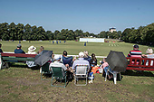 Cricket Scotland - the Citylets Scottish Cup Final between Carlton CC V Heriots CC at Meikleriggs, Paisley (Ferguslie CC) - Ferguslie in the sunshine - picture by Donald MacLeod - 25.08.19 - 07702 319 738 - clanmacleod@btinternet.com - www.donald-macleod.com