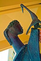 El Conquistador Resort, Hotel, Public Art,  Las Croabas, Fajardo, Puerto Rico, USA