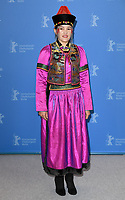 BERLIN, GERMANY - FEBRUARY 8: Dulamjav Enkhtaivan attends the Oendoeg photocall during the 69th Berlinale International Film Festival Berlin at the Grand Hyatt Hotel on February 8, 2019 in Berlin, Germany.<br /> CAP/BEL<br /> &copy;BEL/Capital Pictures