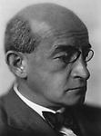 Arnold Schoenberg, 1928