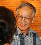 Henry Moritsugu seen at Newsday Family Reunion at the Pavilion at Sunken Meadow State Park in Kings Park, NY,  on Thursday August 12, 2010. Photo © Jim Peppler 2010.