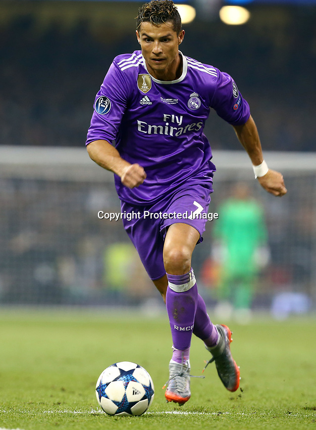 ee881d4460969 Cristiano Ronaldo of Real Madrid CF during the UEFA Champions League -