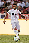 Bayern Munich Midfielder Corentin Tolisso in action during the International Champions Cup match between FC Bayern and FC Internazionale at National Stadium on July 27, 2017 in Singapore. Photo by Weixiang Lim / Power Sport Images