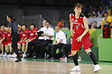 Mika Kurihara (JPN), AUGUST 6, 2016 - Basketball : <br /> Women's Preliminary Round <br /> between  Japan 77-73 Belorussiya  <br /> at Youth Arena <br /> during the Rio 2016 Olympic Games in Rio de Janeiro, Brazil. <br /> (Photo by Yusuke Nakanishi/AFLO SPORT)
