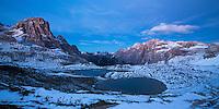 Lagi dei Piani, Tre Cime, Dolomites, Italy