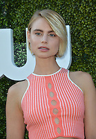 LOS ANGELES, CA. August 10, 2016: Lucy Fry at the CBS &amp; Showtime Annual Summer TCA Party with the Stars at the Pacific Design Centre, West Hollywood. <br /> Picture: Paul Smith / Featureflash