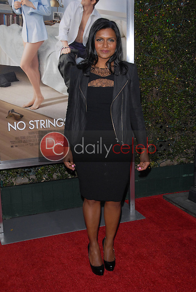"""Mindy Kaling<br /> at the """"No Strings Attached"""" Los Angeles Premiere, Regency Village Theater, Westwood, CA. 01-11-11<br /> Dave Edwards/DailyCeleb.com 818-249-4998"""