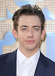 Kevin McHale attends The 20th Century Fox - GLEE 3D Concert World Movie Premiere held at The Regency Village theatre in Westwood, California on August 06,2011                                                                               © 2011 DVS / Hollywood Press Agency