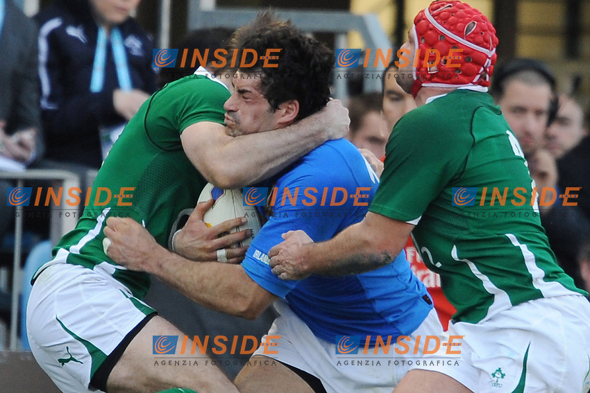 Masi (Italia)<br /> Italia vs Irlanda<br /> Six Nations Rugby<br /> Stadio Flaminio, Roma, 05/02/2011<br /> Photo Antonietta Baldassarre Insidefoto