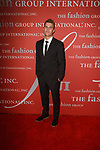 Chris Zylka arrives at The Fashion Group International's Night of Stars 2017 gala at Cipriani Wall Street on October 26, 2017.
