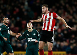 Jack O'Connell of Sheffield Utd during the Premier League match at Bramall Lane, Sheffield. Picture date: 5th December 2019. Picture credit should read: Simon Bellis/Sportimage