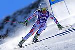 24/10/2015, Soelden - FIS Alpine Ski World Cup <br /> Marie Massios in action on October 24, 2015 in Soelden, Austria. <br /> &copy; Pierre Teyssot