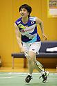 Badminton: Japan national team training session