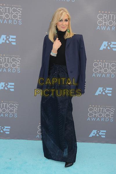 17 January 2016 - Santa Monica, California - Judith Light. 21st Annual Critics' Choice Awards - Arrivals held at Barker Hangar. <br /> CAP/ADM/BP<br /> &copy;BP/ADM/Capital Pictures