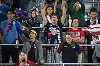 Orlando, FL - Wednesday March 07, 2018: American Outlaws Supporter Group during the She Believes Final Cup Match featuring USA Women's National Team vs. Englands Women's National Team