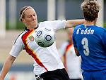 Melanie Behringer, QF, Germany-Italy, Women's EURO 2009 in Finland, 09042009, Lahti Stadium.