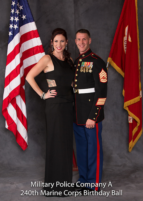 Jason Moody at the Marine Ball, Saturday Nov. 14, 2015  in Lexington, Ky. Photo by Mark Mahan
