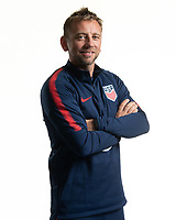 Rome, GA - Friday, June 21, 2019:  Para 7 USMNT headshot of Stuart Sharp.