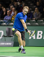 Rotterdam, Netherlands, 9 februari, 2019, Ahoy, Tennis, ABNAMROWTT, JELLE SELS (NED Photo: Henk Koster/tennisimages.com