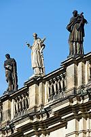 Deutschland, Freistaat Sachsen, Dresden: Residenzschloss, Skulpturen | Germany, the Free State of Saxony, Dresden: Dresden Castle, sculptures