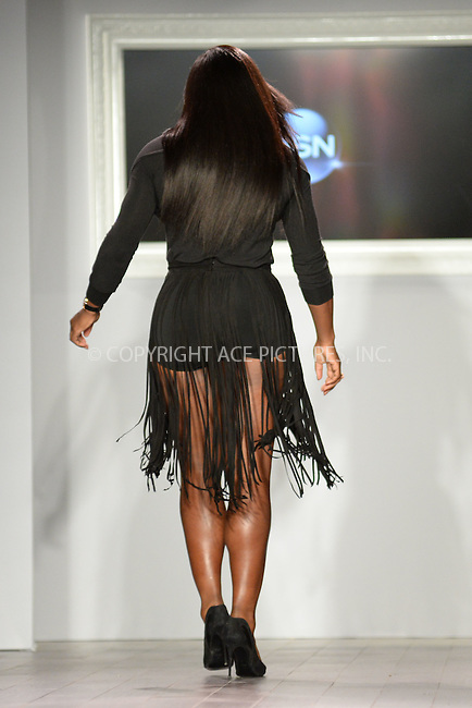 WWW.ACEPIXS.COM<br /> September 15, 2015 New York City<br /> <br /> Designer Serena Williams attends the KIA STYLE360 Hosts Serena Williams Signature Collection By HSN on September 15, 2015 in New York City.<br /> <br /> Credit: Kristin Callahan/ACE Pictures<br /> <br /> Tel: (646) 769 0430<br /> e-mail: info@acepixs.com<br /> web: http://www.acepixs.com