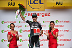 Maciej Bodnar (POL) Bora-Hansgrohe wins the day's combativity award at the end of Stage 11 of the 104th edition of the Tour de France 2017, running 203.5km from Eymet to Pau, France. 12th July 2017.<br /> Picture: ASO/Pauline Ballet | Cyclefile<br /> <br /> <br /> All photos usage must carry mandatory copyright credit (&copy; Cyclefile | ASO/Pauline Ballet)