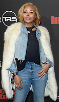 ATLANTA, GA - FEBRUARY 02: Eva Marcille at the Sports Illustrated presents Saturday Night Lights event powered by Matthew Gavin Enterprises and Talent Resources Sports on February 2, 2019 in Atlanta, Georgia. <br /> CAP/MPIIS<br /> &copy;MPIIS/Capital Pictures