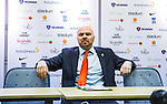 S&ouml;dert&auml;lje 2014-03-25 Basket SM-kvartsfinal 1 S&ouml;dert&auml;lje Kings - J&auml;mtland Basket :  <br /> S&ouml;dert&auml;lje Kings tr&auml;nare headcoach coach Vedran Bosnic p&aring; presskonferensen efter matchen<br /> (Foto: Kenta J&ouml;nsson) Nyckelord:  S&ouml;dert&auml;lje Kings SBBK J&auml;mtland Basket SM Kvartsfinal Kvart T&auml;ljehallen tr&auml;nare manager coach portr&auml;tt portrait