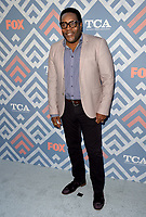 Chad L. Coleman at the Fox TCA After Party at Soho House, West Hollywood, USA 08 Aug. 2017<br /> Picture: Paul Smith/Featureflash/SilverHub 0208 004 5359 sales@silverhubmedia.com