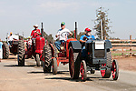 Annual fall Gas-Up at McFarland Ranch near Galt, Calif. of Branch 13, Early-Day Gas Engine and Tractor Association. (EDGE & TA)