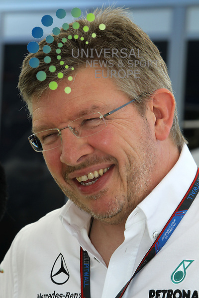 F1 GP of Australia, Melbourne 26. - 28. March 2010.Ross Brawn (GBR) Team Owner, Brawn GP F1 Team ..Picture: Hasan Bratic/Universal News And Sport (Scotland).