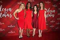 LOS ANGELES, CA - DECEMBER 4: Alison Sweeney, Holly Robinson Peete, Lacey Chabert, Rachel Boston, at Screening Of Hallmark Channel's 'Christmas At Holly Lodge' at The Grove in Los Angeles, California on December 4, 2017. Credit: Faye Sadou/MediaPunch /NortePhoto.com NORTEPHOTOMEXICO