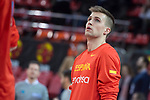Spain Xavi Rabaseda during European Qualifiers to China 2019 World Cup match between Spain and Montenegro at Principe Felipe Stadium in Zaragoza , Spain. February 22, 2018. (ALTERPHOTOS/Borja B.Hojas)
