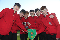 Irish Schools Senior Matchplay Championship 2018