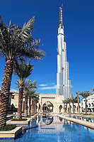 United Arab Emirates, Dubai: The Burj Dubai (the worlds tallest building) and the Dubai Mall