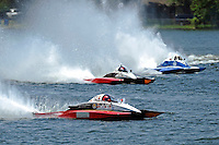 "Tom Thompson, A-52 ""Fat Chance Too"", Andrew Tate, A-25 ""Fat Chance"" and Kevin Kreitzer, A-64 ""Blue Devil"" (2.5 MOD class hydroplane(s)"