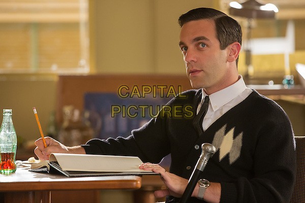 B.J. Novak<br /> in Saving Mr. Banks (2013) <br /> *Filmstill - Editorial Use Only*<br /> CAP/NFS<br /> Image supplied by Capital Pictures