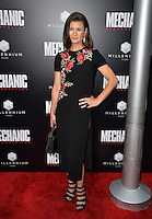 LOS ANGELES, CA. August 22, 2016: Actress Carrie Lazar at the Los Angeles premiere of &quot;Mechanic: Resurrection&quot; at the Arclight Theatre, Hollywood.<br /> Picture: Paul Smith / Featureflash