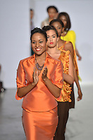 Bien Abyé by Dayanne Danier Fashion Show at Funkshion Fashion Week Miami Beach 2012 at The Moore Building on March 16, 2012
