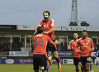 Luton Town v Carlisle United 101216