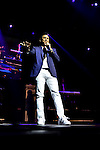MIAMI, FL - FEBRUARY 12: Jorge Celedon performs on stage at James L Knight Center on February 12, 2016 in Miami, Florida. ( Photo by Johnny Louis / jlnphotography.com )