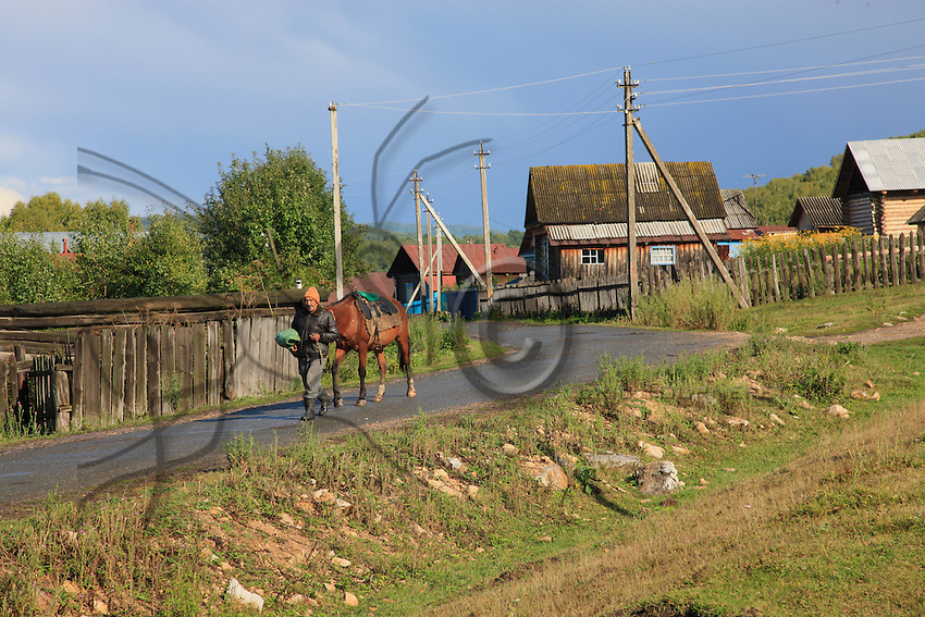 Having always been horse breeders, the rural Bashkirs still use them as a means of transport and for working the fields. In the past, also, the meat and the mare's milk were the main foods for the Bashkirs.