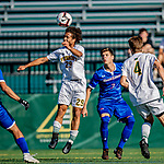 2019-10-26 NCAA: UMass Lowell River Hawks at Vermont Men's Soccer