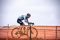 Michael Vanthourenhout (BEL)<br /> <br /> Men's Elite race<br /> UCI 2020 Cyclocross World Championships<br /> Dübendorf / Switzerland<br /> <br /> ©kramon