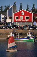 Europe/France/Bretagne/22/Côtes d'Armor/Paimpol: Le port de pêche